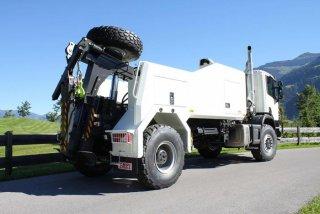 Легкая & Средняя серия грузовых эвакуаторов – EH/W 020- 150